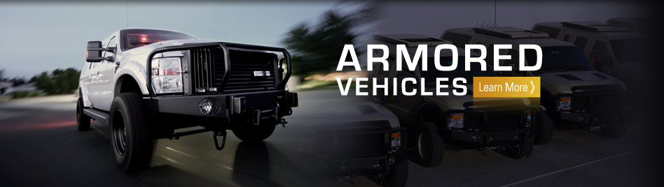 Check out These 4 Freakishly Secured Armored Vehicles in the World