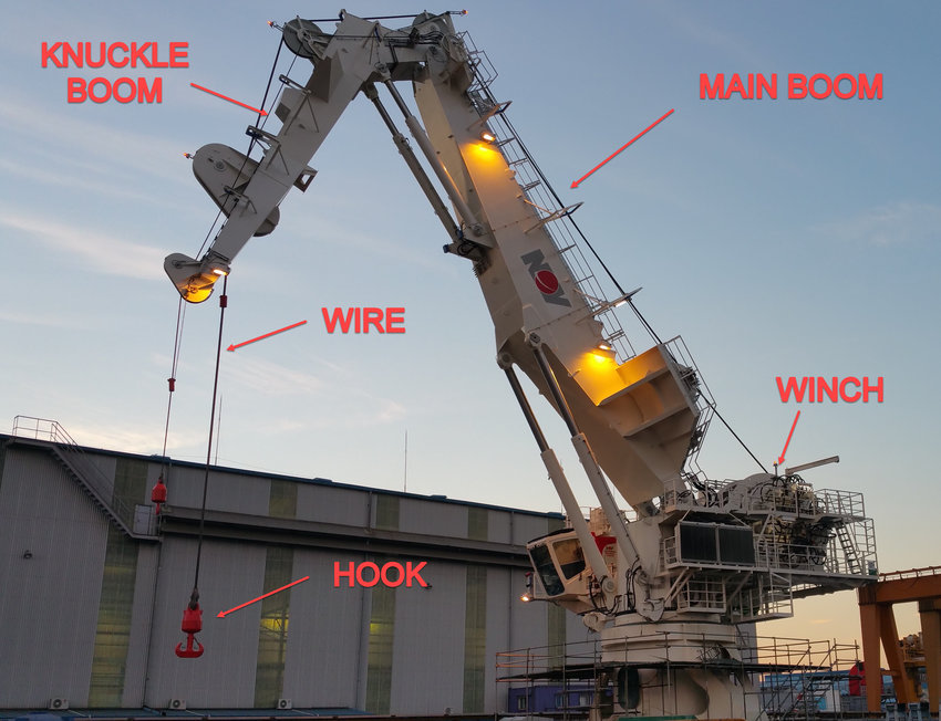 Check out the Advantages of a Knuckle Boom Crane
